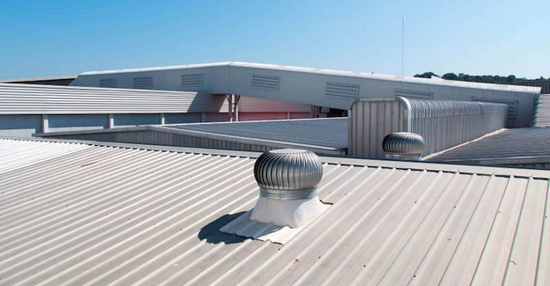 Commercial Roof Restoration